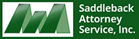 Saddleback Attorney Service Provider