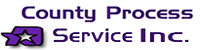 County Process Service Inc.